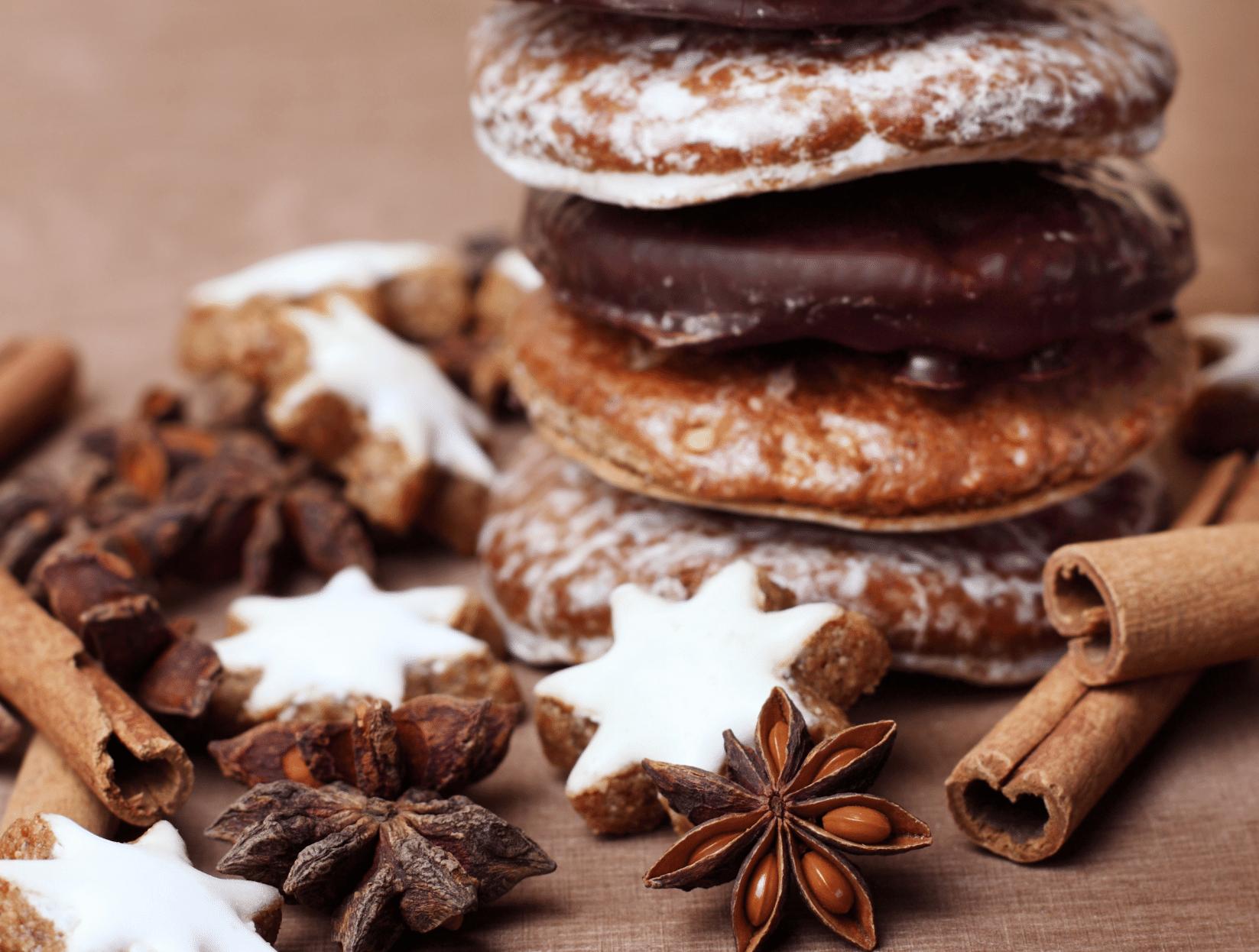 dulces navideños del mundo